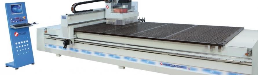 banner CNC-gereedschappen